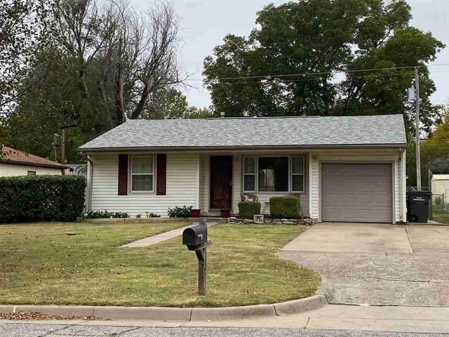 1325 N 7th St, Arkansas City, KS 67005 (MLS #588246) :: Preister and Partners | Keller Williams Hometown Partners