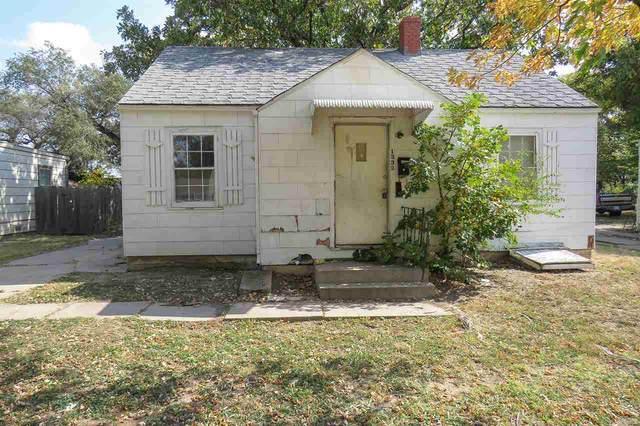 1332 N Dellrose Ave, Wichita, KS 67208 (MLS #588247) :: Preister and Partners | Keller Williams Hometown Partners