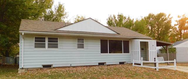 1835 Webb Ave, El Dorado, KS 67042 (MLS #588257) :: Preister and Partners | Keller Williams Hometown Partners