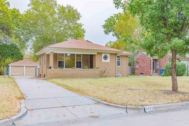 2022 N Garland, Wichita, KS 67203 (MLS #588258) :: Pinnacle Realty Group