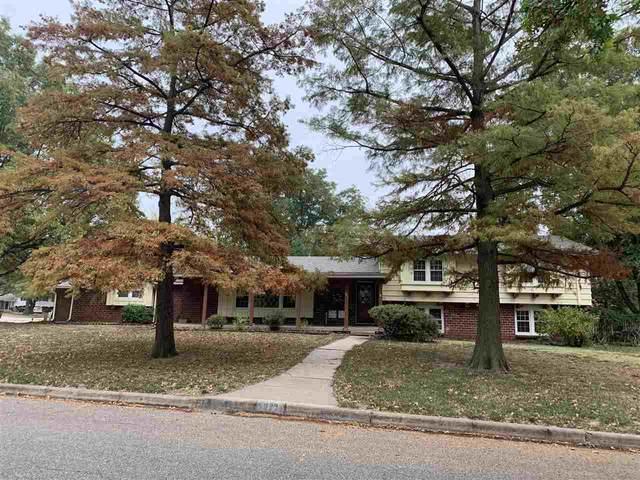 5923 E Polo Dr, Wichita, KS 67208 (MLS #588260) :: Pinnacle Realty Group