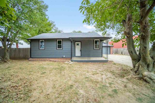 120 SE 125th St, Sedgwick, KS 67135 (MLS #588261) :: Pinnacle Realty Group