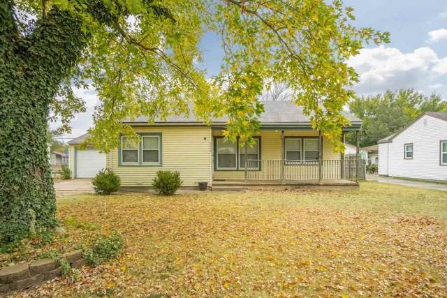 6456 S A St, Wichita, KS 67217 (MLS #588266) :: Preister and Partners | Keller Williams Hometown Partners