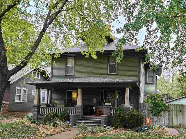 506 Main St, Halstead, KS 67056 (MLS #588268) :: On The Move