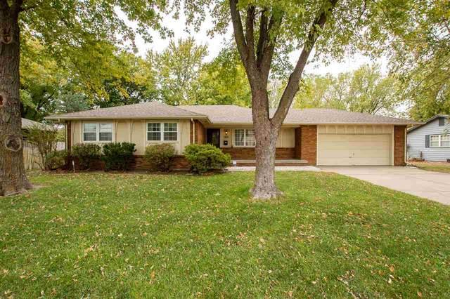 1421 N Wood, Wichita, KS 67212 (MLS #588270) :: Keller Williams Hometown Partners