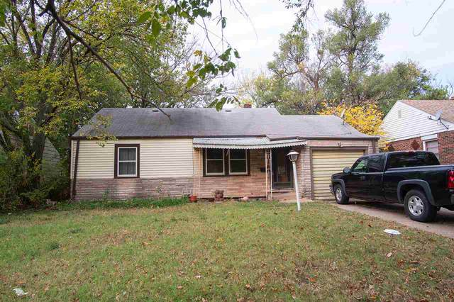 1539 N Broadview St, Wichita, KS 67208 (MLS #588273) :: Preister and Partners | Keller Williams Hometown Partners