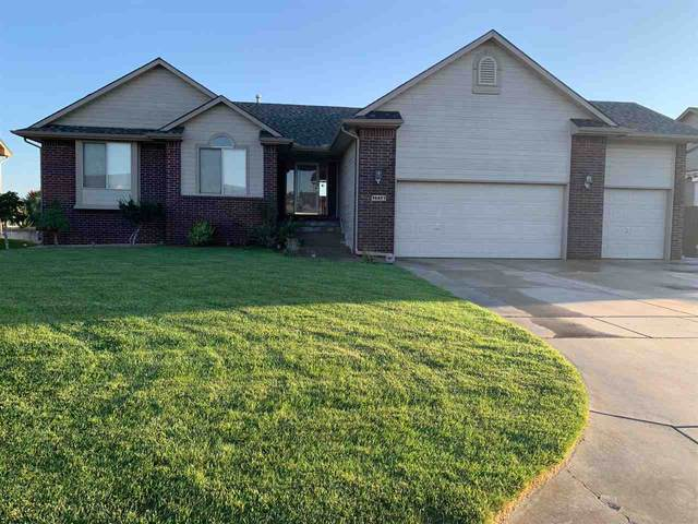 10617 E Zimmerly St, Wichita, KS 67207 (MLS #588286) :: Preister and Partners | Keller Williams Hometown Partners