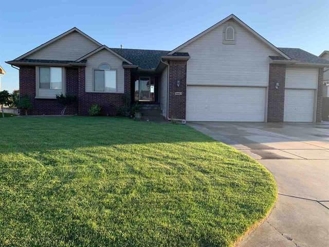 10617 E Zimmerly St, Wichita, KS 67207 (MLS #588286) :: Kirk Short's Wichita Home Team