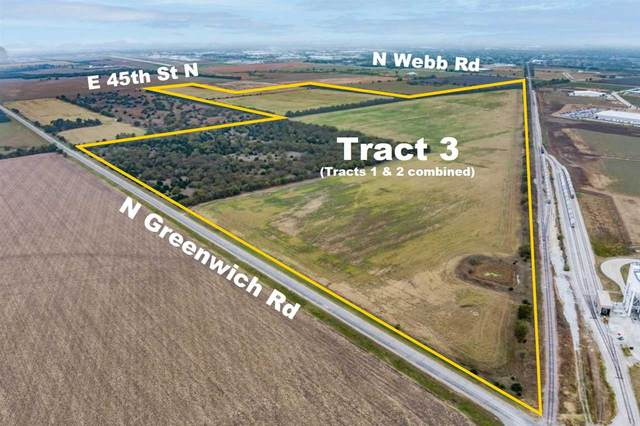 S & W of E 53rd St N And Greenwich Rd - Tract 3, Bel Aire, KS 67226 (MLS #588290) :: Pinnacle Realty Group
