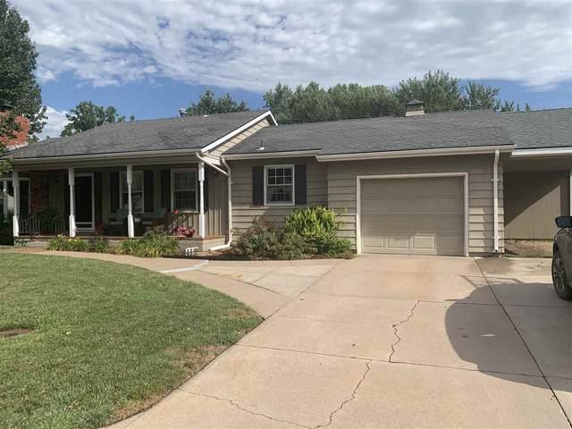104 E Sedgwick Pl, Haven, KS 67543 (MLS #588293) :: Preister and Partners | Keller Williams Hometown Partners