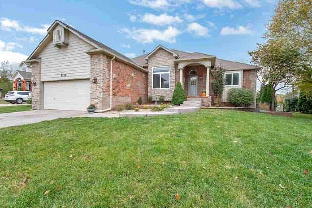 1320 S Ravenwood Ct, Derby, KS 67037 (MLS #588295) :: Kirk Short's Wichita Home Team