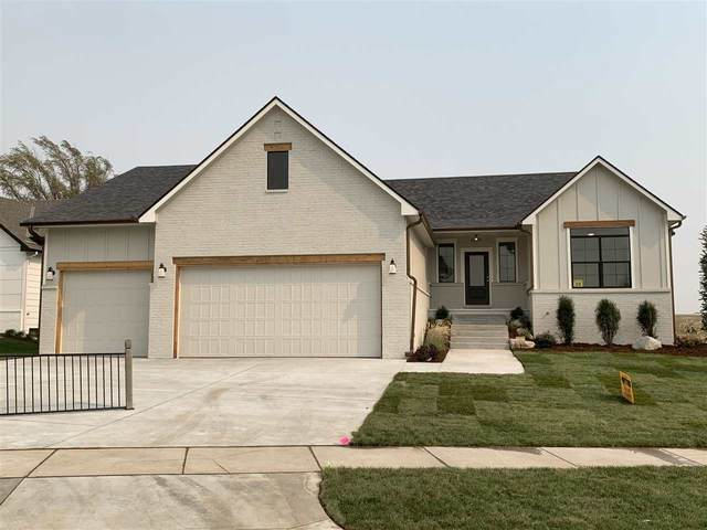 4466 N Sunny Ln, Wichita, KS 67205 (MLS #588310) :: Preister and Partners | Keller Williams Hometown Partners