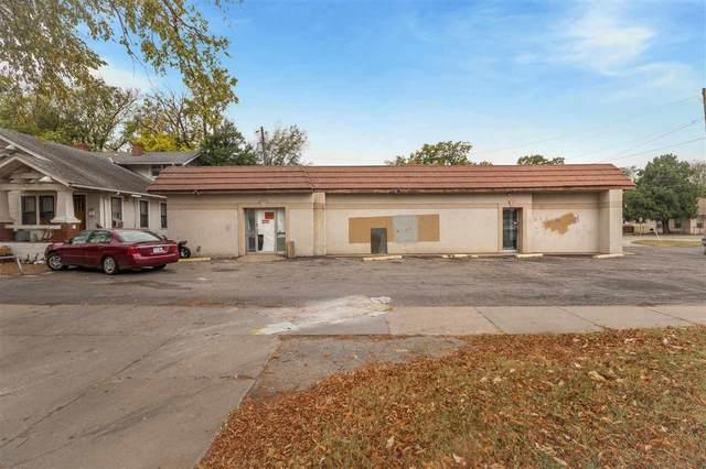 1359 N Market St, Wichita, KS 67214 (MLS #588311) :: On The Move