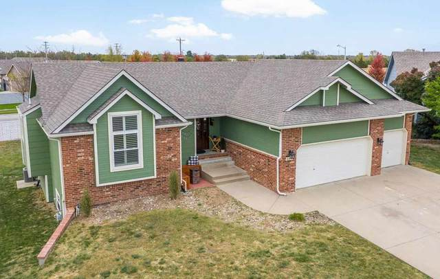 201 W Waterford Cir, Andover, KS 67002 (MLS #588314) :: On The Move