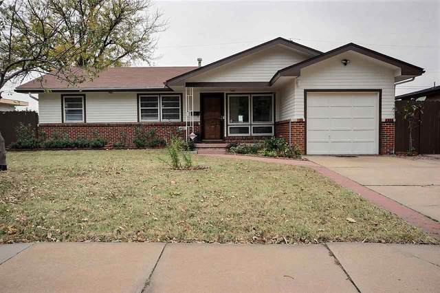 2421 S Fern Ave, Wichita, KS 67217 (MLS #588332) :: Graham Realtors