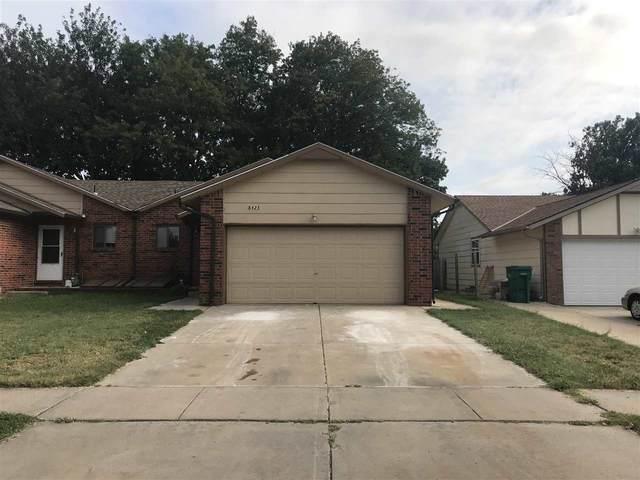 8423 W Nantucket St, Wichita, KS 67212 (MLS #588348) :: Jamey & Liz Blubaugh Realtors