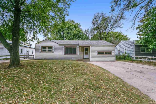 311 Wire Ave, Haysville, KS 67060 (MLS #588351) :: Keller Williams Hometown Partners