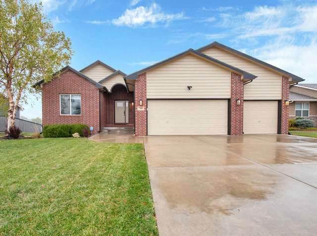 743 S Eastridge St, Valley Center, KS 67147 (MLS #588355) :: Kirk Short's Wichita Home Team