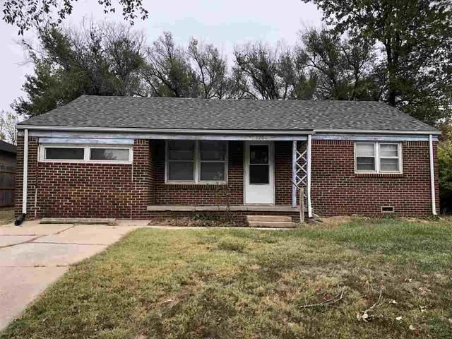 620 S Governeour, Wichita, KS 67207 (MLS #588356) :: Preister and Partners | Keller Williams Hometown Partners