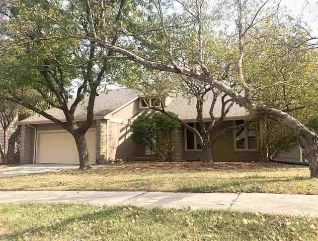 1930 S Lori Ln, Wichita, KS 67207 (MLS #588362) :: Graham Realtors