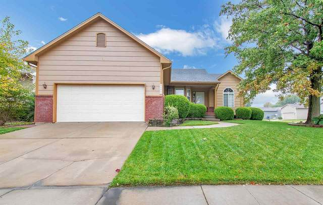 11411 W Bella Vista St, Wichita, KS 67212 (MLS #588369) :: Kirk Short's Wichita Home Team
