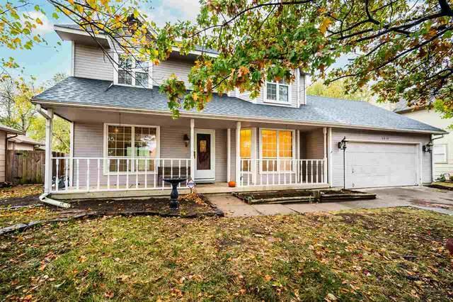 3919 N Rushwood St, Wichita, KS 67226 (MLS #588389) :: Kirk Short's Wichita Home Team