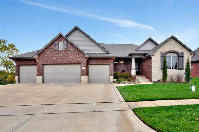 102 S Country View, Wichita, KS 67235 (MLS #588396) :: Preister and Partners | Keller Williams Hometown Partners