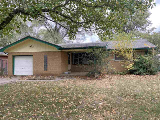 520 E 8TH AVE, Belle Plaine, KS 67013 (MLS #588399) :: Preister and Partners | Keller Williams Hometown Partners