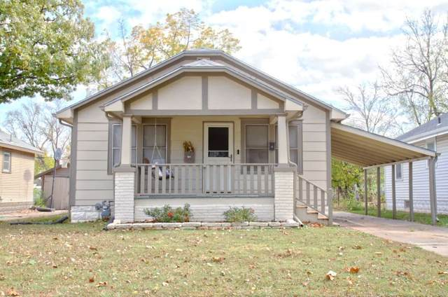 816 S Fern Ave, Wichita, KS 67213 (MLS #588402) :: On The Move