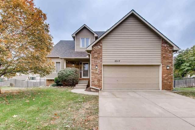 2517 N Bellwood St, Wichita, KS 67205 (MLS #588405) :: Kirk Short's Wichita Home Team