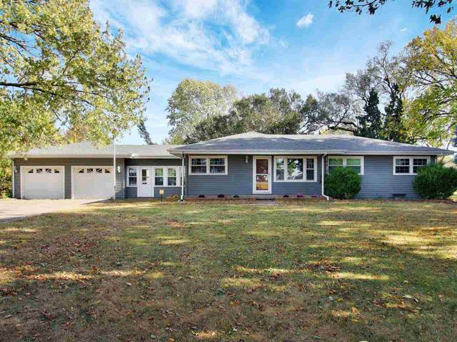 2909 W 47th St S, Wichita, KS 67217 (MLS #588406) :: Preister and Partners | Keller Williams Hometown Partners