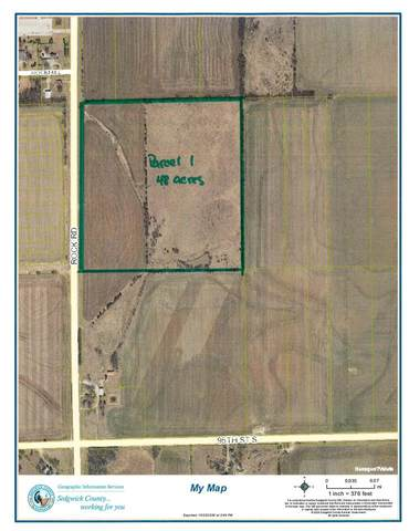 9530 S Rock Rd Parcel #1, Derby, KS 67037 (MLS #588408) :: On The Move