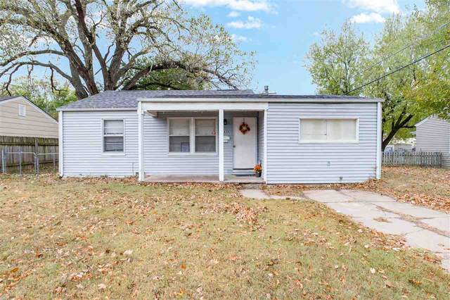 4633 S Sycamore Ave, Wichita, KS 67217 (MLS #588409) :: Keller Williams Hometown Partners