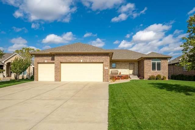 3421 S Sabin Ct, Wichita, KS 67215 (MLS #588410) :: Jamey & Liz Blubaugh Realtors
