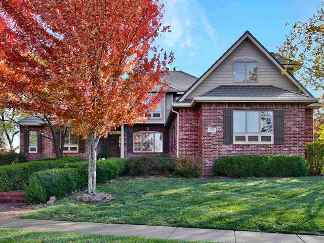 1814 N Red Brush St, Wichita, KS 67206 (MLS #588412) :: The Boulevard Group