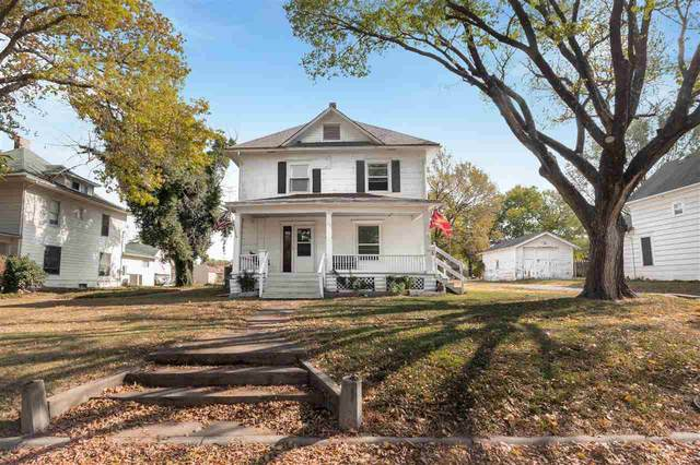515 N F St, Wellington, KS 67152 (MLS #588416) :: Preister and Partners | Keller Williams Hometown Partners