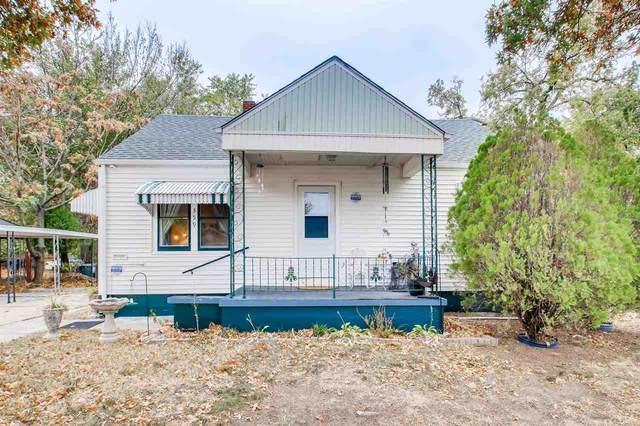359 N Edwards Ave, Wichita, KS 67203 (MLS #588421) :: Preister and Partners   Keller Williams Hometown Partners