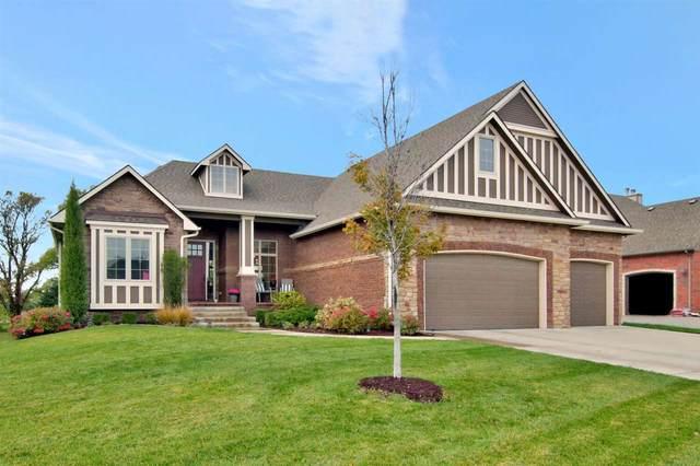 2117 S Ironstone St, Wichita, KS 67230 (MLS #588422) :: Kirk Short's Wichita Home Team