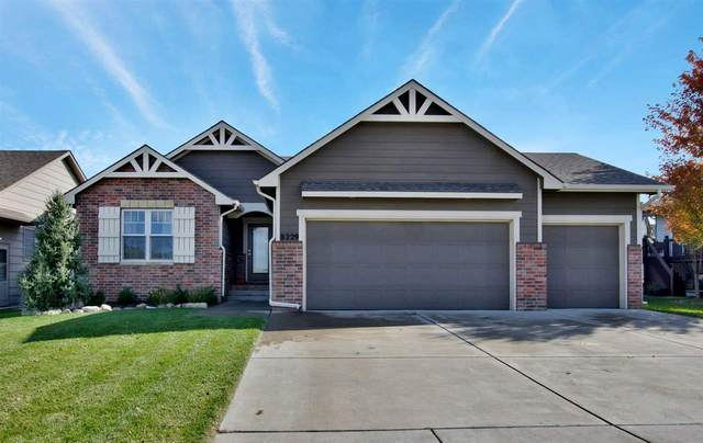 8229 E Old Mill Ct, Wichita, KS 67226 (MLS #588426) :: Preister and Partners | Keller Williams Hometown Partners