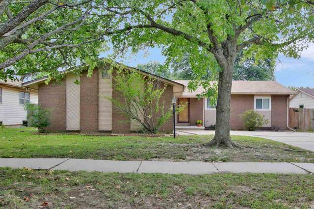 8205 E Grail St, Wichita, KS 67207 (MLS #588429) :: Preister and Partners | Keller Williams Hometown Partners
