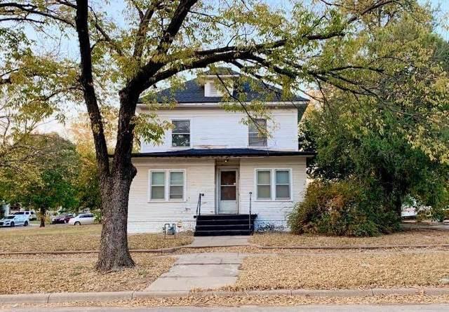2004 N Wellington Pl, Wichita, KS 67203 (MLS #588435) :: Preister and Partners | Keller Williams Hometown Partners
