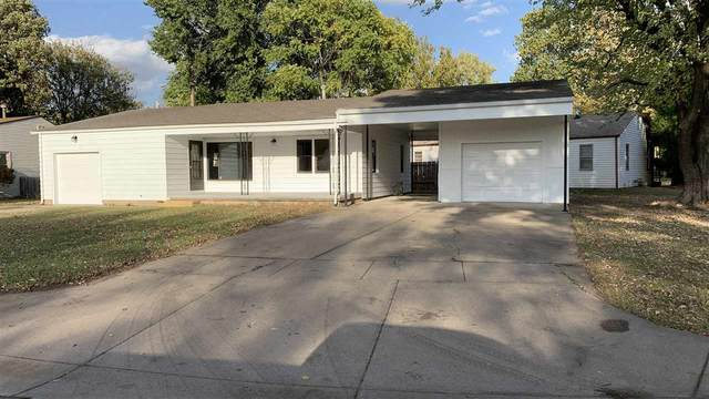 2344 S Green, Wichita, KS 67211 (MLS #588439) :: Pinnacle Realty Group