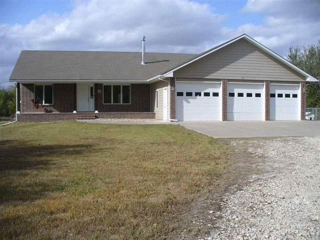 2932 NE 36th St, Newton, KS 67114 (MLS #588445) :: Preister and Partners | Keller Williams Hometown Partners