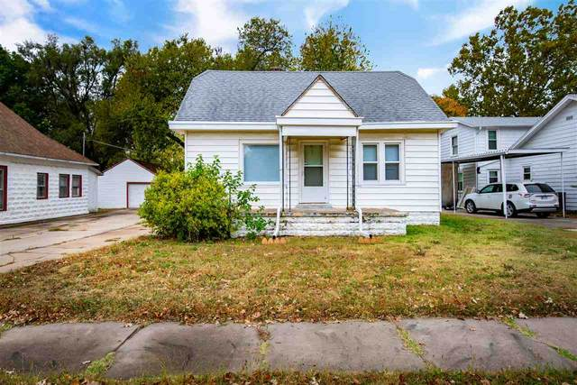 1439 S Kansas Ave, Wichita, KS 67211 (MLS #588457) :: Jamey & Liz Blubaugh Realtors