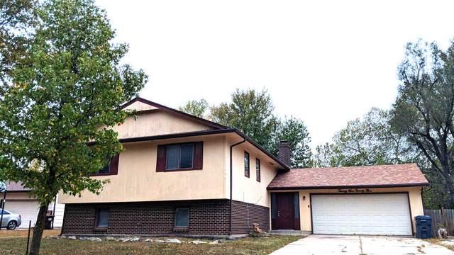 2525 N Bleckley Dr, Wichita, KS 67220 (MLS #588460) :: Kirk Short's Wichita Home Team