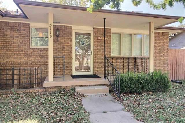 5119 W 11th St N, Wichita, KS 67212 (MLS #588463) :: Jamey & Liz Blubaugh Realtors