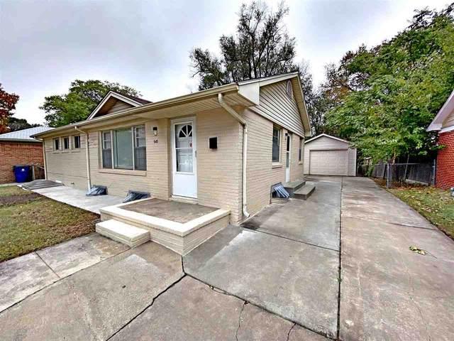 945 S Royal Rd, Wichita, KS 67207 (MLS #588475) :: Preister and Partners | Keller Williams Hometown Partners
