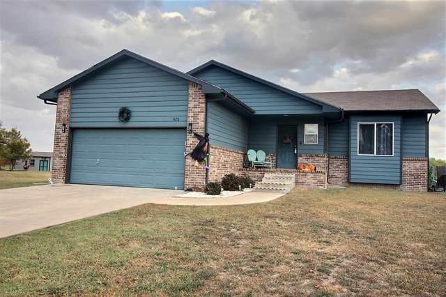 420 S Stoneridge St, Valley Center, KS 67147 (MLS #588476) :: Kirk Short's Wichita Home Team