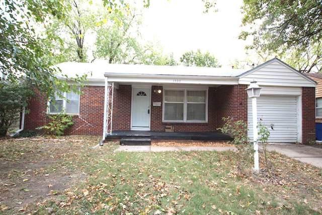 1527 N Terrace Dr, Wichita, KS 67208 (MLS #588480) :: Kirk Short's Wichita Home Team