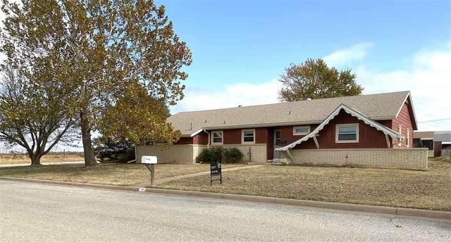 1145 N Anthony, Anthony, KS 67003 (MLS #588484) :: Preister and Partners | Keller Williams Hometown Partners